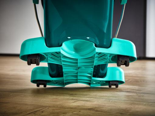 Clean Twist System XL met Rolwagen