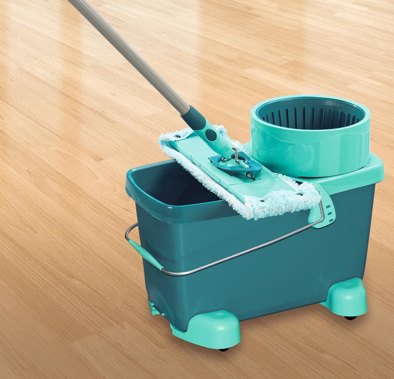 clean twist xl met rolwagen het poetsbureau. Black Bedroom Furniture Sets. Home Design Ideas