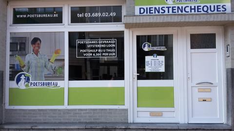Het Poetsbureau in Wilrijk