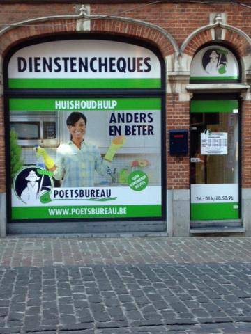 Het Poetsbureau in Aarschot