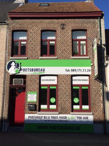 Het Poetsbureau in Bree