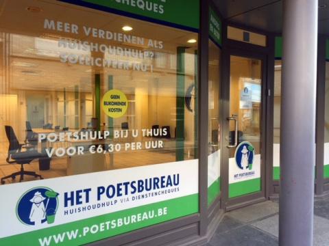 Het Poetsbureau in Asse