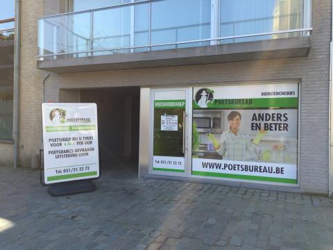 Het Poetsbureau in Roeselare