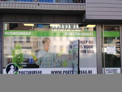 Het Poetsbureau in Eeklo