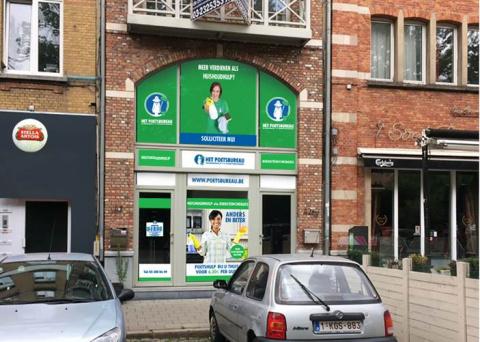 Het Poetsbureau in Stad Antwerpen
