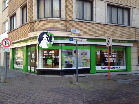 Het Poetsbureau in Turnhout