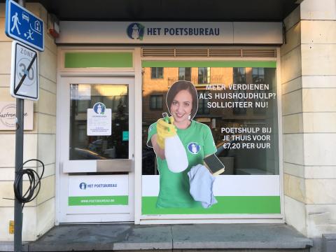 Het Poetsbureau in Zottegem
