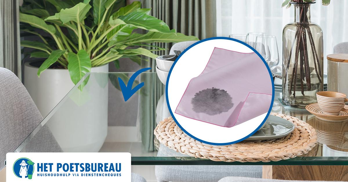 Krassen Tafel Verwijderen : Krassen uit je glazen tafelblad verwijderen vraag het aan liesbeth
